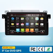 2 DIN Android 6.0 Car DVD For BMW E46 car multimedia android Radio Stereo GPS Navigation Quad Core Bluetooth WIFI Radio(China)