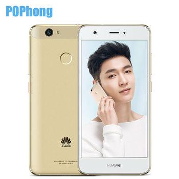 Gốc huawei nova 4 gb ram 64 gb rom snapdragon 625 octa lõi điện thoại thông minh 5.0 inch android 6.0 dual sim 16.0mp