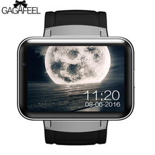 Роскошные Smart Watch для IOS Android Телефон Sim-карты WI-FI Smartwatch GPS Nagivation Умные Часы Камера Видеовызова Браслет Часы