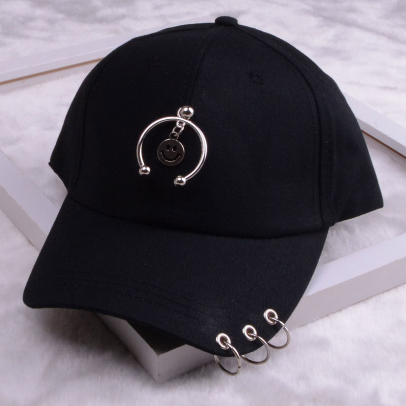 baseball cap with ring dad hats for women men baseball cap women white black baseball cap men dad hat (30)