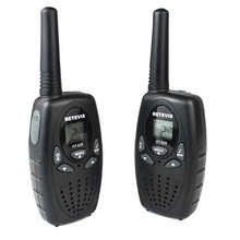 2pcs Retevis RT-628 Kids Radio Children Walkie Talkie 0.5W UHF 462.550-467.7125MHz Portable Ham Radio Hf Transceiver A1026A