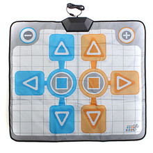 2017 hot Non-Slip Party 2 Dancing Pad Mat for Nintendo Wii for GameCube Console Games