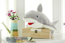 Hew hot sale Cute China plush toys new marine animal toy doll cute shark shark pillow birthday gift 70-100CM free shipping