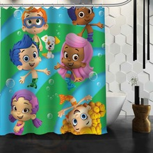 buy bubble guppies shower curtain and get free shipping on rh aliexpress com