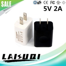 1pcs 5V 2A USB AC/DC Power Adapter US Plug Charger 5V2A Supply for Phone Tablet PC  MID Other LAISUQI new hot sale