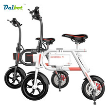 Folding 10 inch scooter mini electric bicycle recharge mileage 50km hoverboard 2 Wheels Smart Balance Scooter Hover board - Daibot Store store