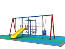 2015 Outdoor Swing/Children Yard Toy Swing/Nursery Playground Direct Manufacturer Good Quality