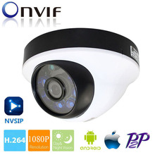 IP Cam Onvif HD 1.0 MP 720P 1.3MP 960P 2.0 MP 1080P Dome security Surveillance CCTV IP Camera Network Indoor Cam P2P Phone View