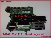 brand new 48.4KF58.041 motherboard for lenovo thinkpad T420S laptop main board ddr3 i5-2520m cpu FRU 63Y1718 63Y1914