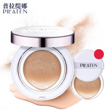 1Pc air cushion cc cream Concealer Makeup Matte Finish White Moisturizing Makeup Flawless Brighten Finish White Moisturizing(China)