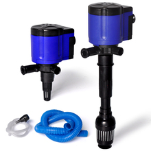 High Efficiency 18.5W Aquarium Pump Fish Tank Pond Pool Internal Filter Water Pump 220V With 2500L/H Flow Max