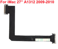 "NEW 922-9168 593-1281 593-1028 for iMac 27"" A1312 LCD LED LVDS Screen Display VGA Video Flex Cable Late 2009 Mid 2010"