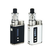 Original 80W CIGPET ANT TC Full Kit Firmware Upgradeable Ant Box Mod with 3ml Ant Atomizer E- Cigarette VS Eleaf iStick Pico !