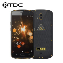 "Original AGM X1 IP68 Waterproof Rugged Smartphone 5.5""FHD 4GB RAM 64GB ROM Snapdragon 617 Octa Core Fingerprint 5400mAh OTG NFC"