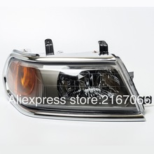 Headlights for Mitsubishi Montero / Pajero SPORT 2000 2001 2002 2003 2004 2005 2006 2007 2008 Right Passenger Side MR56677