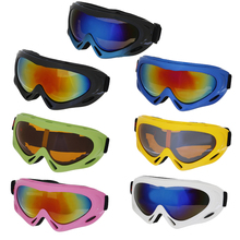 Children Boys Girl Ski Goggles Snowboard Sunglasses Anti-UV Winter Skate Goggles