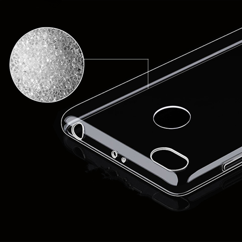 for xiaomi redmi 3s 4s 5s mi4s mi5 max mix 4a 4x 5 6 5c note 3 4 pro plus case soft armor thin clear back protective case