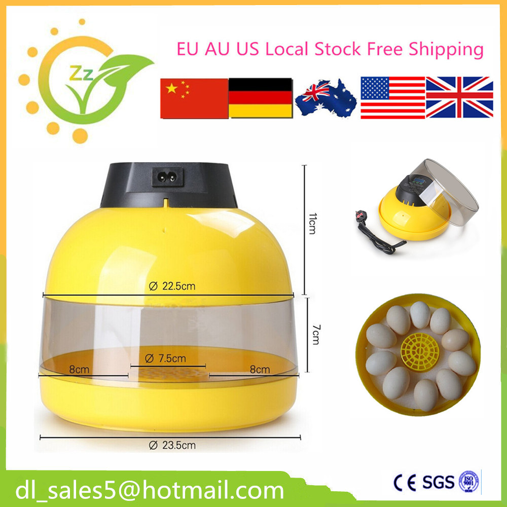 Hot Sale Fully Automatic Egg Incubator For Hatching 48 Chicken Duck Poultry Eggs Mini Industrial Brooder Hatchery Machine <br>