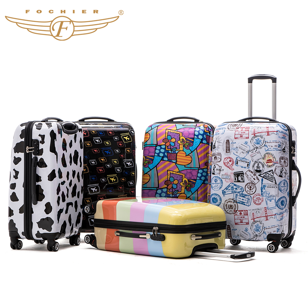 Online Buy Wholesale hard shell abs trolley suitcase from China ...