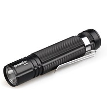 Easy take Portable Light Small compact flashlight 3W LED Mini Flashlight AA 14500(China)