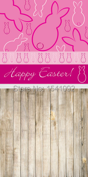 1.5X3M Customize vinyl photography backdrop newborn easter wood computer print  background for photo studio F041<br><br>Aliexpress