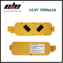 2x 14.4V 3500mAh Vacuum Battery APS For iRobot Roomba 400 405 410 415 416 418 Series 4000 4100 4105 4110 4210 4130 4232 4905(China)