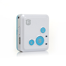 Mini Child Kids GPS Tracker SOS Communicator for Kids Child Elderly Personal lifetime web APP Tracking Two-way Talk(China)