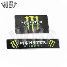 Motorcycle Car Light Eyebrow Style Car Reflective Personality Decals Monsters Car Sticker Car Accessories