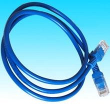 Computer Net Connection Cable 3 FT 1M RJ45 Ethernet Patch Cable Lan Cable Cord Blue Color Wire Jumper Network Connections