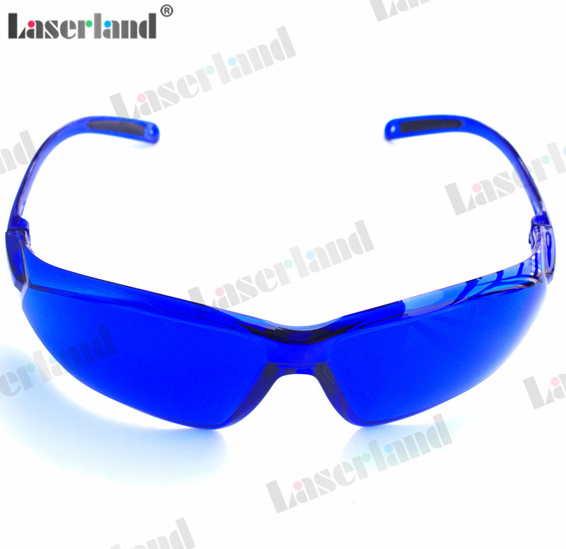 EP-IPL-1 IPL 190nm-355nm-532nm-650nm-800nm UV RED GREEN Laser Protective Goggles Glasses<br>