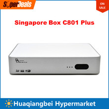 Starhub Box Singapore HD TV Set Top Box Black Box C801 Plus Watch Channels Ch227 Ch855(China)