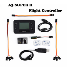 F14115/16 OCDAY EAGLE A3 Super II V2 6-axle Gyro & RC Flight Controller Stabilizer Half / Full Set Programe Card for RC Airplane(China)