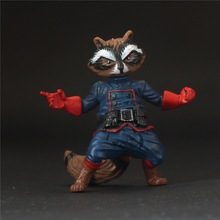 New York ComicCon Exclusive Marvel Universe Hero 3.75 Inch Toy:Guardians of the Galaxy Rocket Raccoon Action Figure Glasses