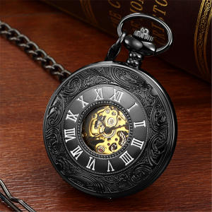 Watch Clock Fob-Chai...
