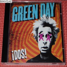 BINYEAE- New CD Seal: 2012 New Album CD Green Day - iDos! disc [free shipping](China)