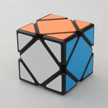 2016 New Yongjun Guanlong Skewb Cube Strange-Shaped Magic Cube Puzzles Kids Educational Toys Special Gift