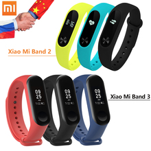 Buy Original Smart Bracelet Xiaomi MiBand 2 Mi Band 3 Heart Rate Monitor Xiaomi Mi band 2 band 3 Smart Wristband OLED Screen for $18.99 in AliExpress store