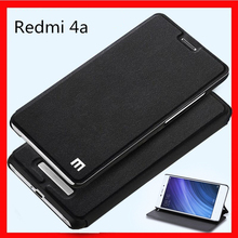 For Xiaomi Redmi 4a case PU Leather Redmi 4a Flip Cover for Xiaomi Redmi 4a Fundas For Xiaomi Redmi 4a Cover Mobile Phone xiomi