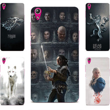 GOT Game Of Throne House Stark Hard PC Painting Case For Lenovo Vibe X S960 P70 P70-A P70T S850 s850t S858T Phone Printed Cover