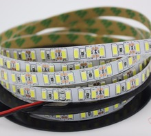 Super Bright 120leds/m SMD 5630 5730 led strip light Flexible 5M 300 LED tape DC 12V non waterproof tape lamp(China)