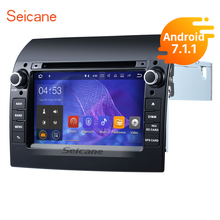 seicane 7 Inch Android 7.1 Car stereo DVD Player for 2007-2017 Fiat Ducato with Radio Bluetooth USB 1080P Video 3G WIFI Network(China)