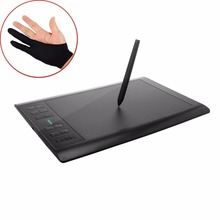 Huion Updated Version of 1060 Pro  Professional Animation Graphic Drawing Tablet +Pen+Protective/Copy Cover+Cloth+Glove+Bag Gift