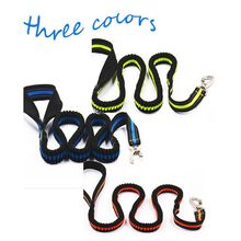 3 Color Goods For Pets  Outdoor Dog Collars Light Reflective Collar Nylon Pet Cat Dog Collar 3 Color Goods For Pets