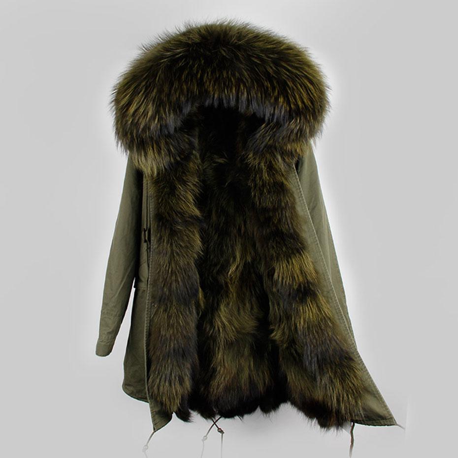 Hooded Fur Parka (15)