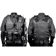 Army Police Military Tactical Vest Wargame Body Armor Sports Wear Molle Assault Airsoft Paintball Carrier Strike Vest(China)