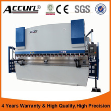 CNC control hydraulic plate press brake bending tool ,small sheet metal press brake