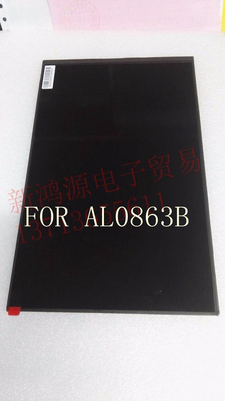original new 10.1 40P vertical screen LCD SL101PC33Y0B63-A00 cable number AL0863B<br>