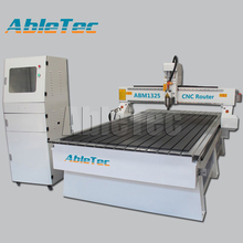 Air Vacuum Table CNC Router For Wood Plastic Acrylic Carving Machine ABM1325(China)