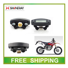 XY250GY SHINERAY X2 X2X 250CC dirt bike speedometer odometer instrument accessories free shipping(China)
