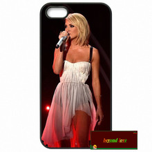 USA Carrie Underwood Cover case for iphone 4 4s 5 5s 5c 6 6s plus samsung galaxy S3 S4 mini S5 S6 Note 2 3 4    zw0327